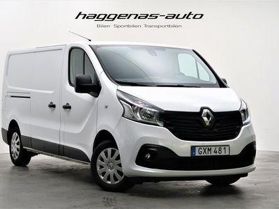 begagnad Renault Trafic L2 1.6 dCi 120hk / Värmare / Drag