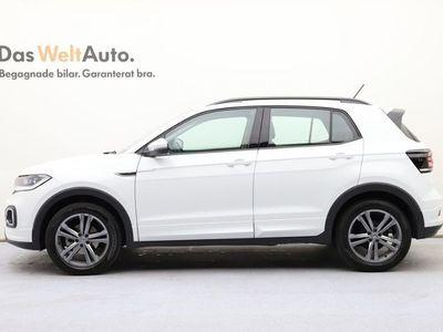begagnad VW T-Cross - TSI95 R-Line/Plus/Media