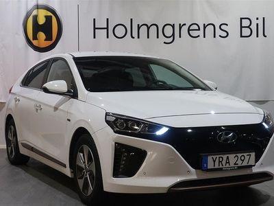 begagnad Hyundai Ioniq Electric 28 kWh Premium Plus (120hk)