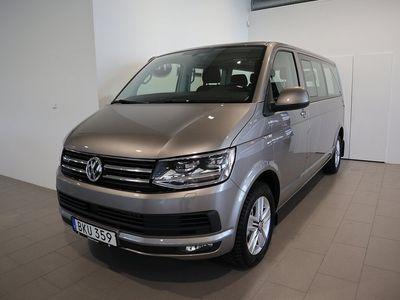 gebraucht VW Multivan TDI 150 DSG 4Motion (LÅNG) Drag Navi Webasto