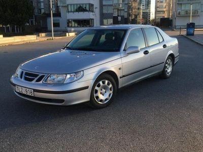 begagnad Saab 9-5 SportSedan 2.0 Linear