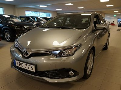 begagnad Toyota Auris 1,2T 5D ACTIVE