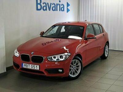 begagnad BMW 118 i 5-dörrar Advantage LED-Strålkastare