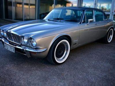 """brugt Jaguar XJ6 """"Streetrod"""""""