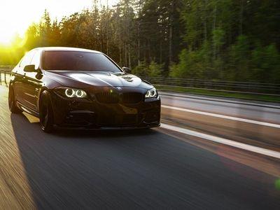 begagnad BMW 550 i M-Sport xdrive