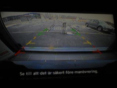 begagnad Nissan Leaf Acenta Aut Navi Kamera Svensksåld