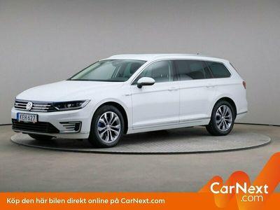 begagnad VW Passat GTE SC Executive Värmare ActiveInfo