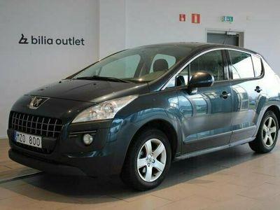 begagnad Peugeot 3008 1.6 HDi 112hk