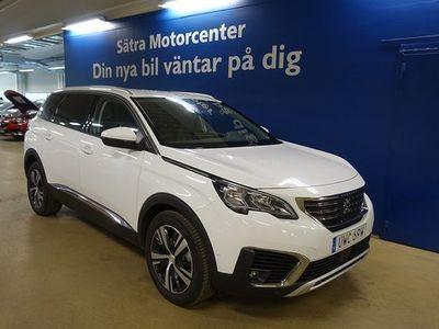 begagnad Peugeot 5008 1.2 PureTech EAT Euro 6 7-sits 1