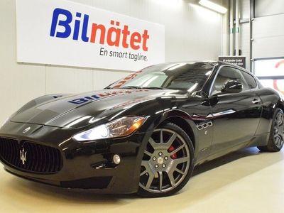 begagnad Maserati Granturismo 405hk Sv-Såld BOSE Nyservad