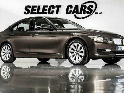 begagnad BMW 318 3L D
