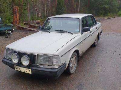 begagnad Volvo 240 skattefri