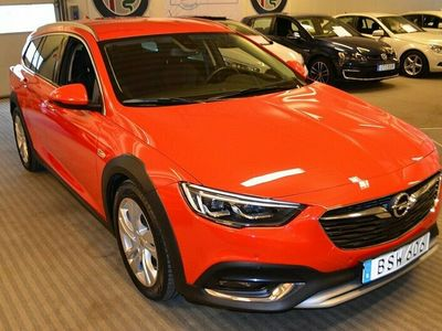 begagnad Opel Insignia Country Tourer Sports 2.0Turbo 4x4 260HK Bose Nav Drag