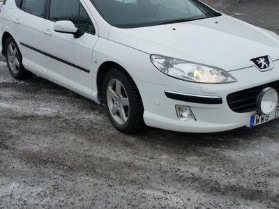 begagnad Peugeot 407 Disel 15000 kr -05