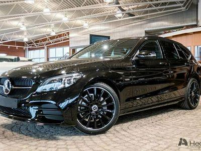 begagnad Mercedes C220 - Benzd / / AMG Night Edition & Premiumpkt / /