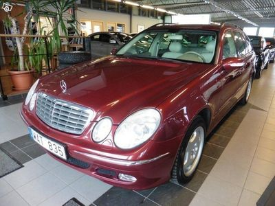 gebraucht Mercedes E320 4-matic Kombi Elegance