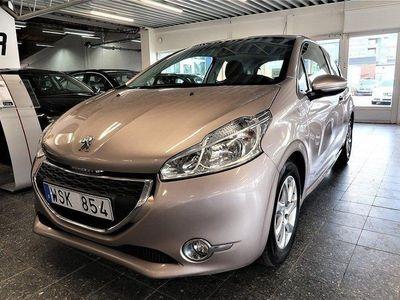 begagnad Peugeot 208 3-dörrar / 1.4 / VTi