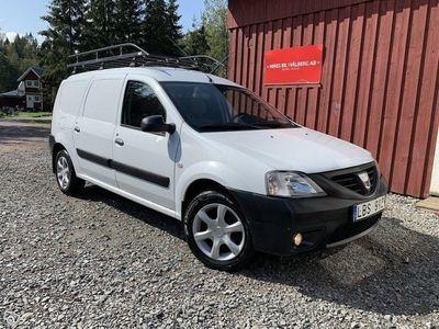 begagnad Dacia Logan Express 1.6 84HK 9400Mil, Nybes