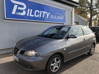 begagnad Seat Ibiza 1.4 75hk*10000Mil*Svensksåld