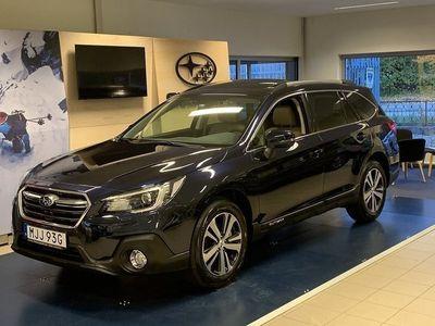 begagnad Subaru Outback 2.5 4WD AUT SUMMIT