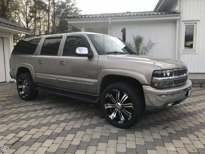 begagnad Chevrolet Suburban 8.1L Big Block -01
