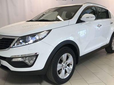 begagnad Kia Sportage 1.7 CRDi 116hk S+V Hjul