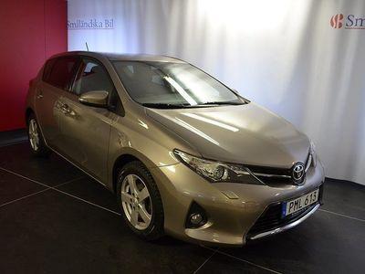 begagnad Toyota Auris 1.6 132hk Edition 50