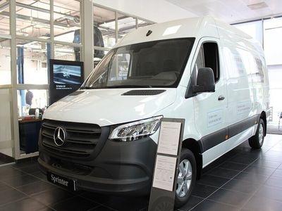 begagnad Mercedes Sprinter 316 Skåp 10,5 Bonus Malus