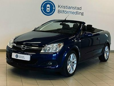 begagnad Opel Astra Cabriolet TwinTop 1.8 Automat 140hk 2924mil!!