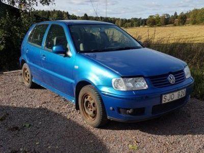 used VW Polo 16v gör det själv/reservdelsbil -00