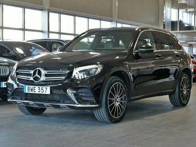 "begagnad Mercedes E350 GLC Benz4MATIC AMG Burmester 20"" Drag 2018, SUV Pris 429 000 kr"