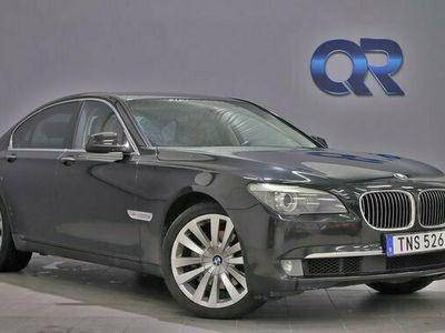 begagnad BMW 740 dA xDrive Sport / GPS / HiFi / 306hk