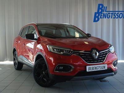 begagnad Renault Kadjar PhII TCe 160 Black GPF EDC 4x2 2019, SUV 239 000 kr