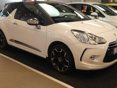 begagnad Citroën DS3 Ehdi 90hk Urban Chic