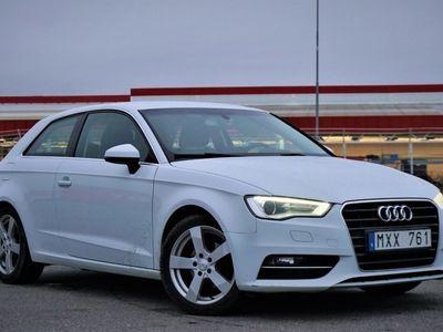 begagnad Audi A3 2.0 TDI Sport S&V-Hjul (150hk)