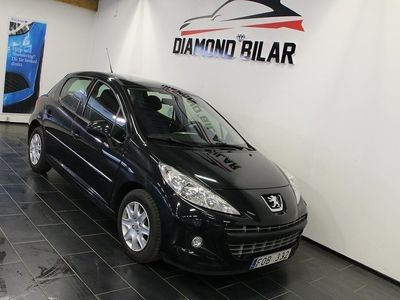 begagnad Peugeot 207 1.4 HDi 68hk (NYKAMREM)