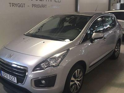 gebraucht Peugeot 3008 1,6 HDI 114 HK AUTOMAT DRAG