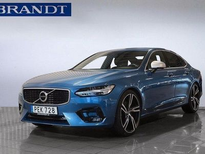 begagnad Volvo S90 T6 AWD R-Design