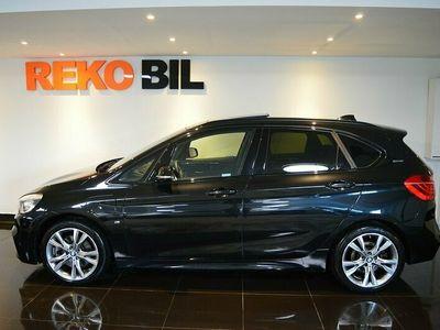 begagnad BMW 225 xe Hybrid M-Sport Panorama Navi Skinn Eu6 224hk
