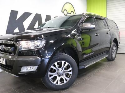 begagnad Ford Ranger Double Cab   3.2   4x4   200hp   Drag