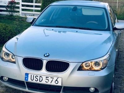 begagnad BMW 520 I Sedan 170hk