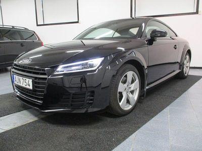 begagnad Audi TT Coupé 1.8 TFSI 180 hk 1590 mil