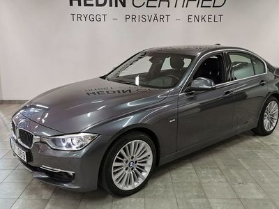 begagnad BMW 335 i Luxury Line // Levereras med serviceavtal hos