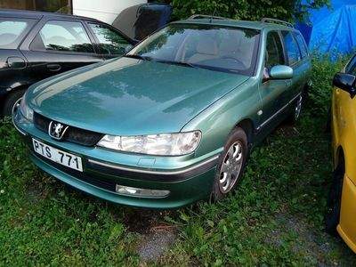 begagnad Peugeot 406 Break 2.0 135hk