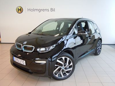 begagnad BMW i3 120Ah Charge paket, 19, Navigation