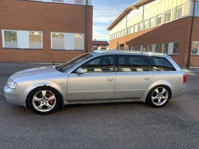 used Audi A6 Avant 2.7 T V6 230hk quattro Ambition