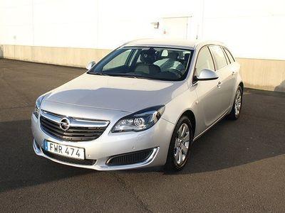 begagnad Opel Insignia Sports Tourer 2.0 CDTI 140hk