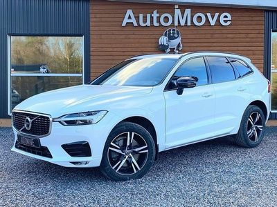 begagnad Volvo XC60 T5 AWD Geartronic R-Design Euro 6