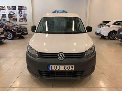 begagnad VW Caddy Skåpbil 1.6 TDI DSG Sekventi