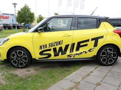 begagnad Suzuki Swift Sport 1.4 Boosterjet Euro 6 140h -19
